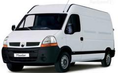 bérelhető furgon Renault Master L1H1 1.9 Dci 80 Le