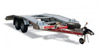 bérelhető utánfutó Tema Car 450